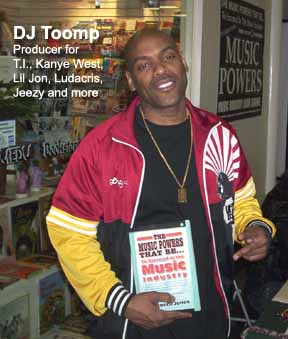 DJ Toomp Producer