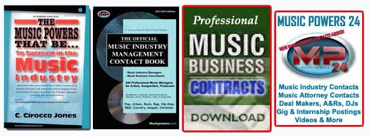 Music Business Pack