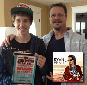 Ryan Beatty & Kevin and MP book