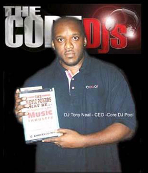 Tony Neal Core DJs